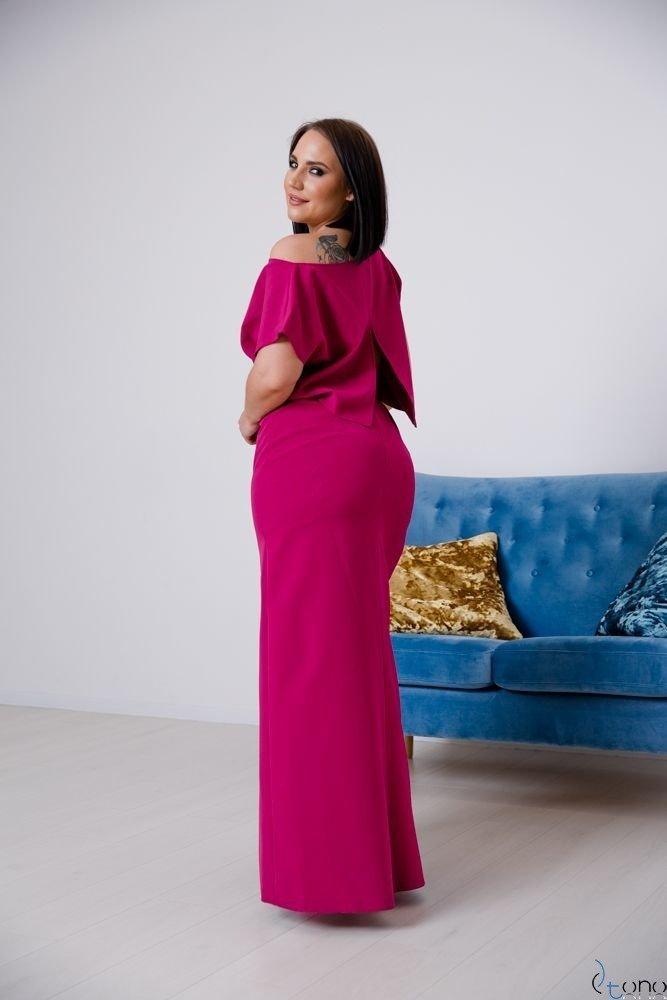 Amaranthine Occasion Dress PRIMMA Plus Size