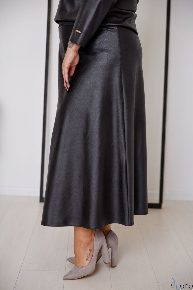Black Skirt CANTIA Plus Size
