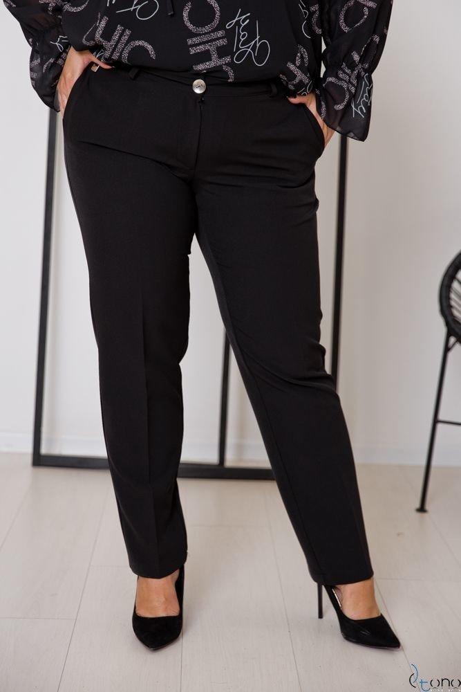 Black Trousers SETIA Plus Size