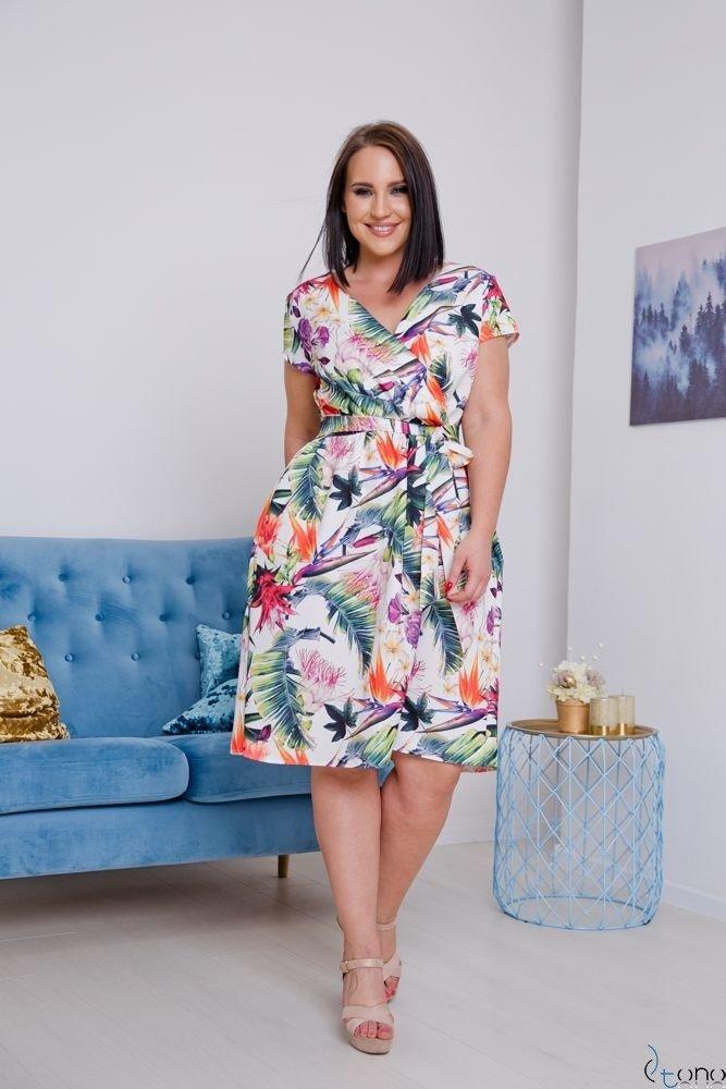 Dress EUFORIA Plus Size Design 2