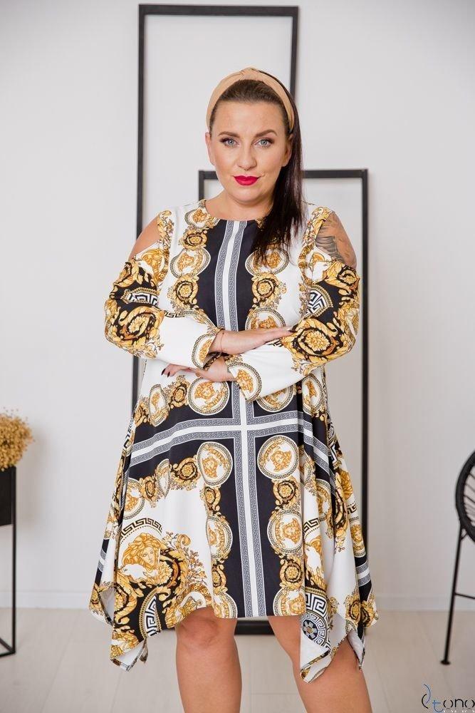 Dress VIRAGO Plus Size Design 8