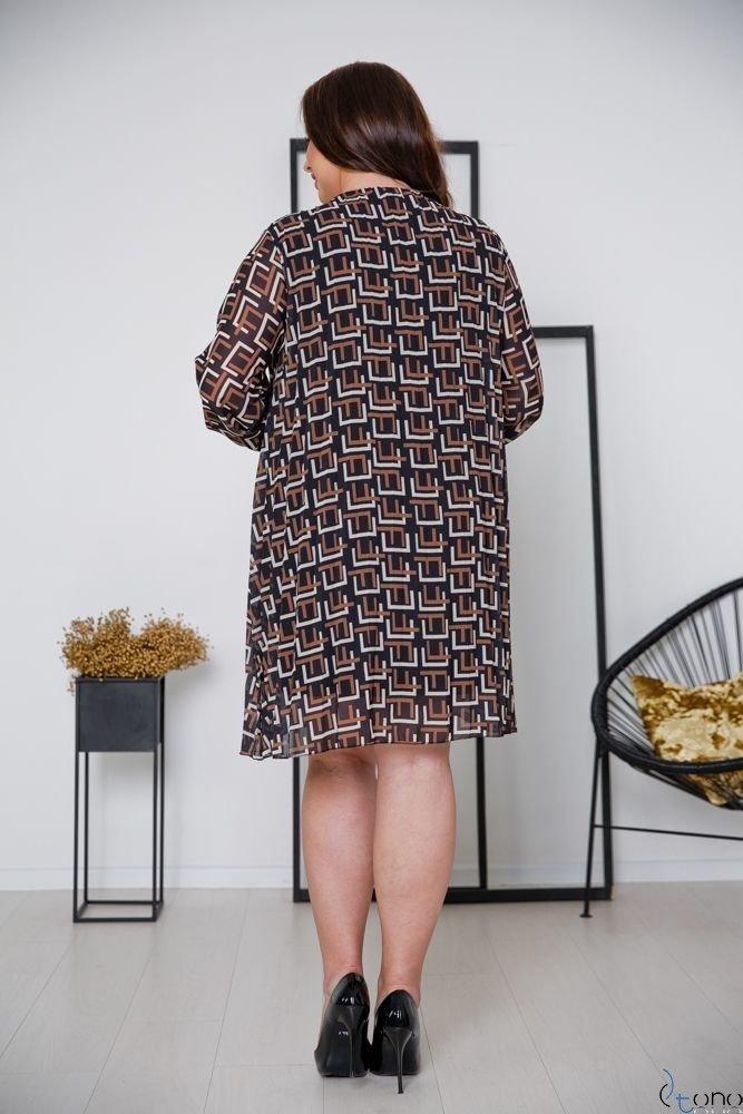 Dress LUMMIA Plus Size Design 1