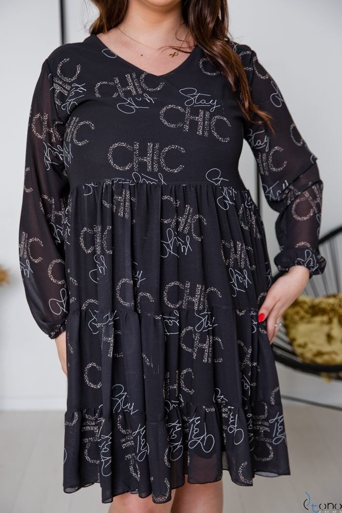 Dress MORENNA Plus Size Design 6