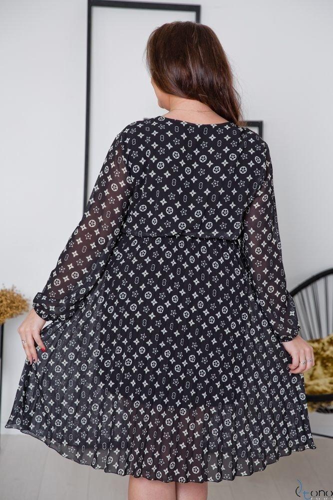 Dress PELLINA Plus Size Design 4