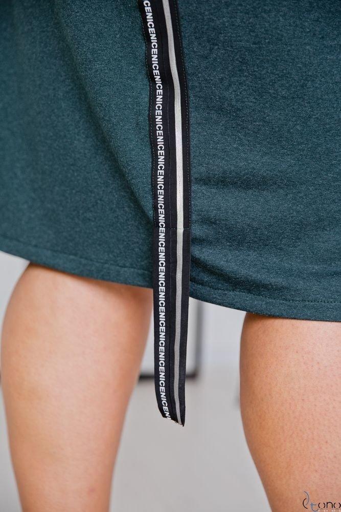 Green Skirt LAURA Plus Size