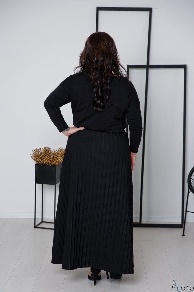 Spódnica CANTIA Plus Size Wzór 1
