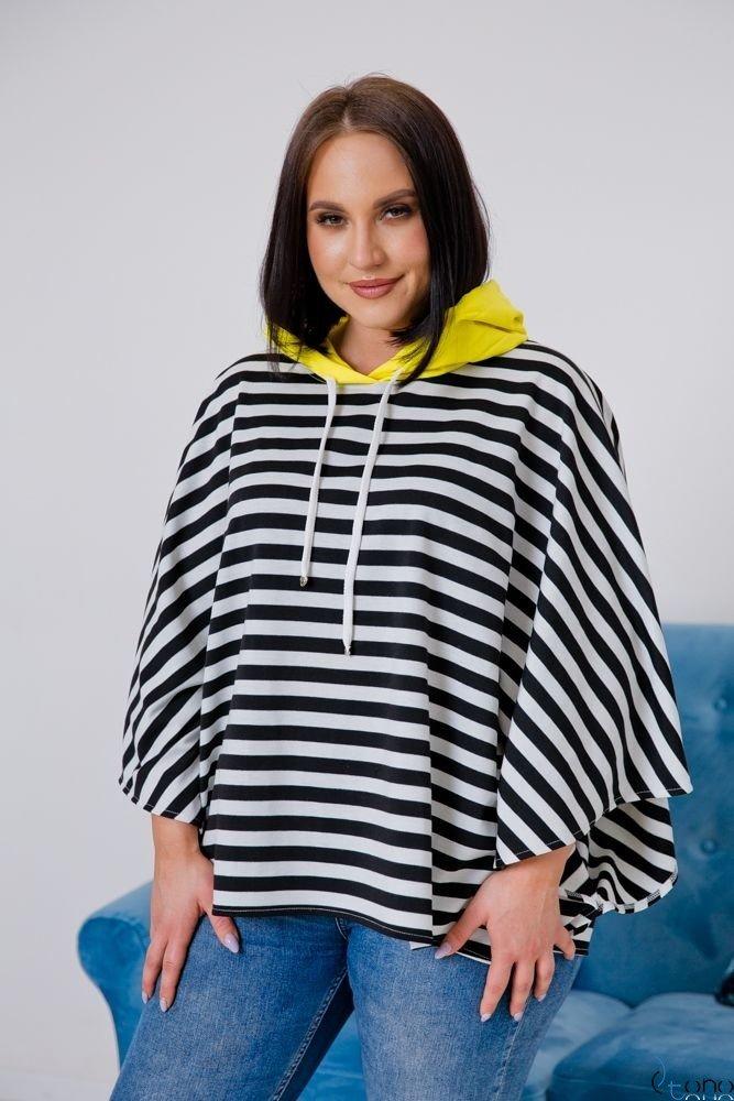 Bluza BARSETA Plus Size Wzór 2