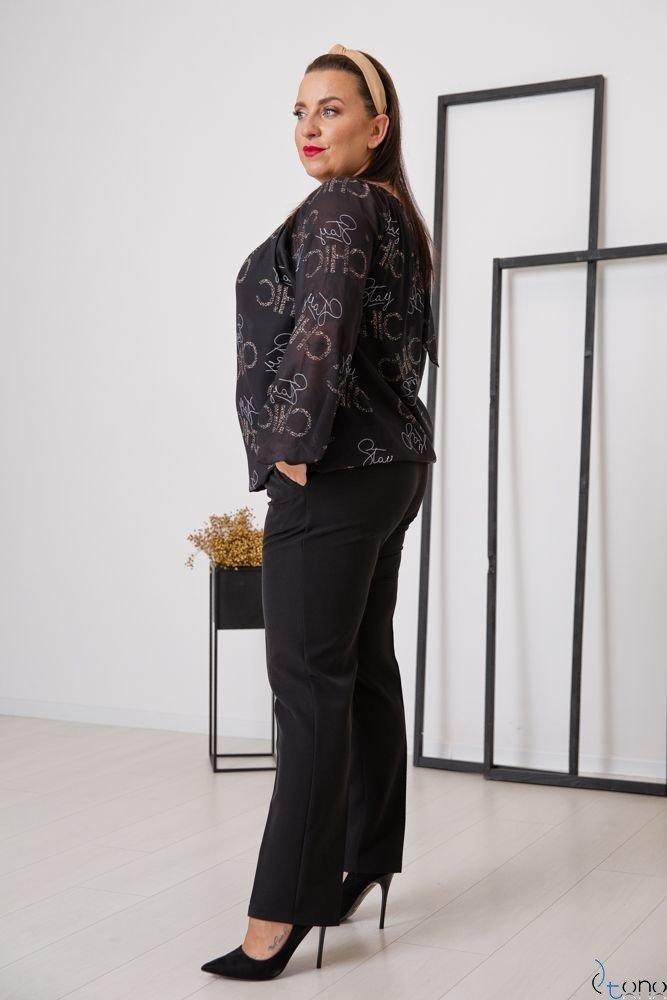 Bluzka GUARO Plus Size Wzór 3