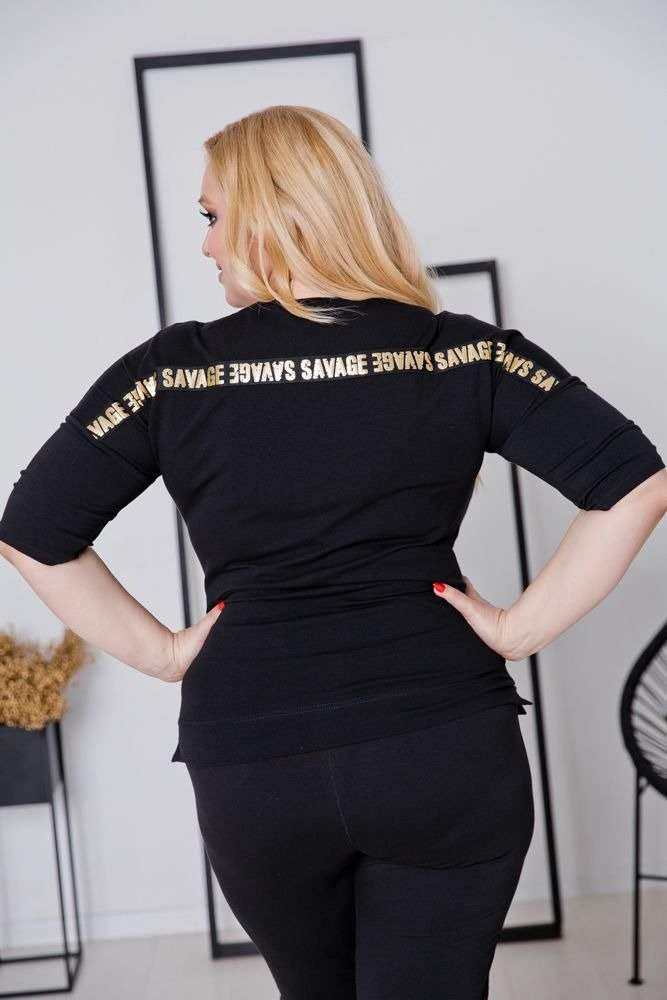 Bluzka SAVAGE Plus Size