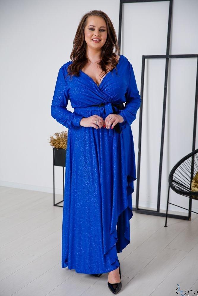 Chabrowa Sukienka  RIVOLI Plus Size