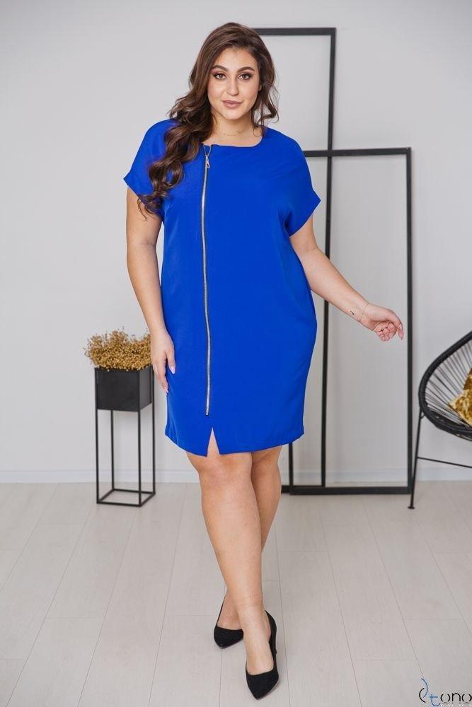Chabrowa Sukienka TURRER Plus Size