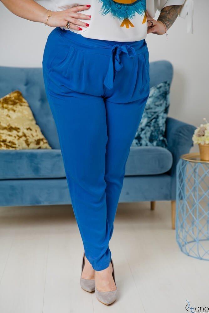 Chabrowe Spodnie RABBIO Plus Size