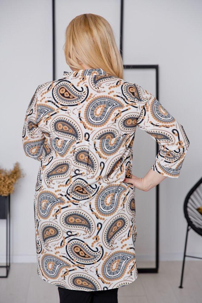 Koszula FARLA Plus Size Wzór 5