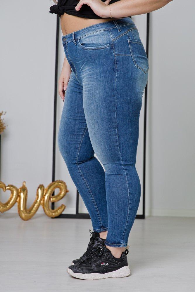 Spodnie Jeansowe SOSTRA Plus Size PREORDER