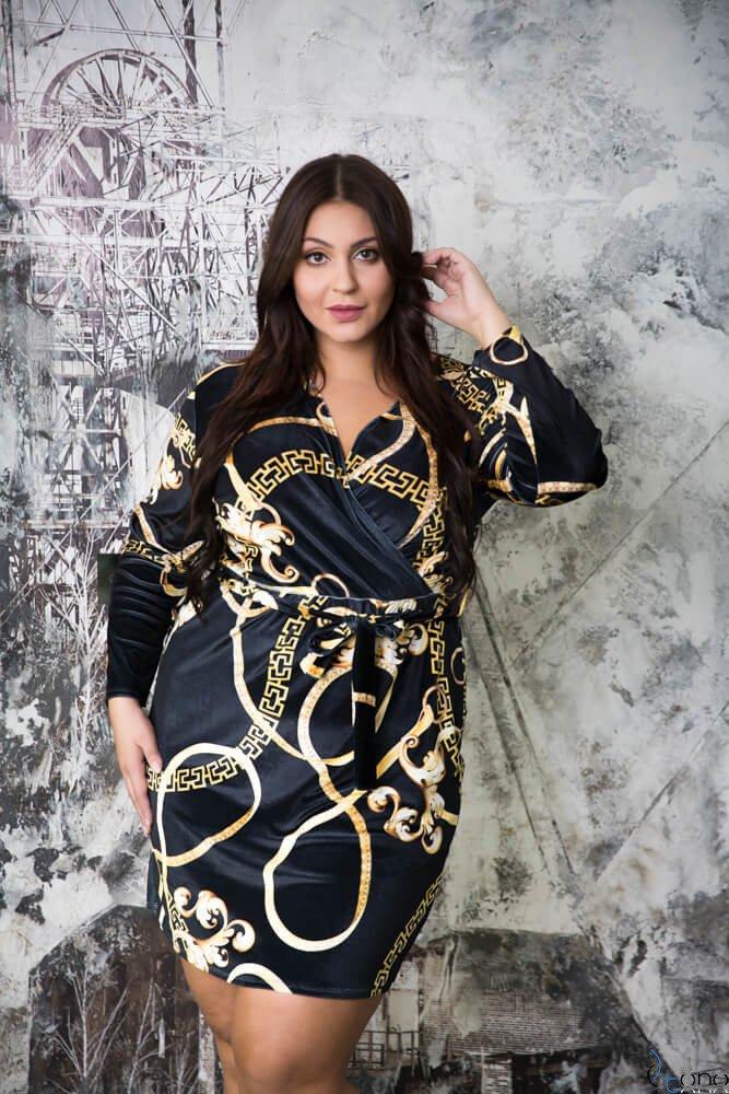 Sukienka ANELLO Plus Size