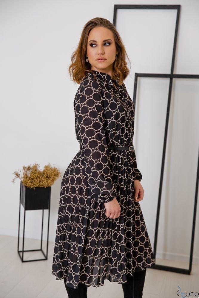 Sukienka CORRA Plus Size Wzór 1