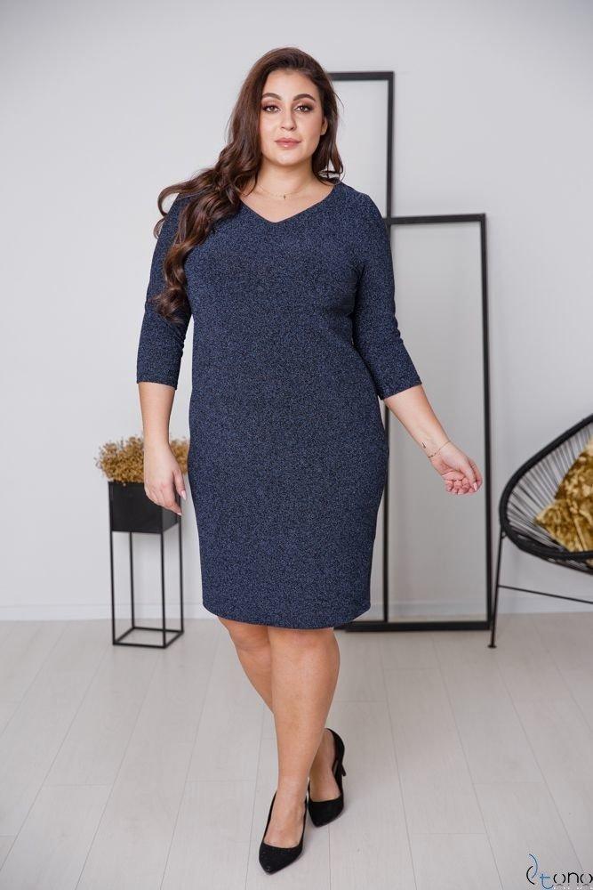 Sukienka IMPERIAL Plus Size Wzór 1