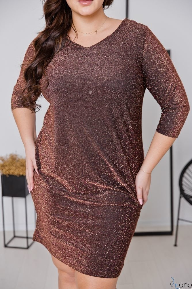 Sukienka IMPERIAL Plus Size Wzór 6
