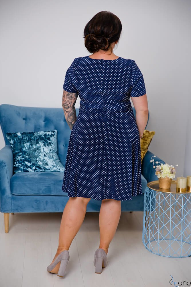 Sukienka ROSITA Plus Size Wzór 5