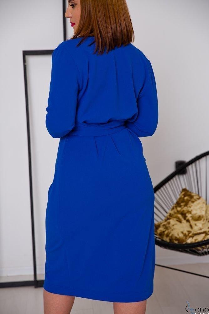 Chabrowa Sukienka FERRERA Plus Size
