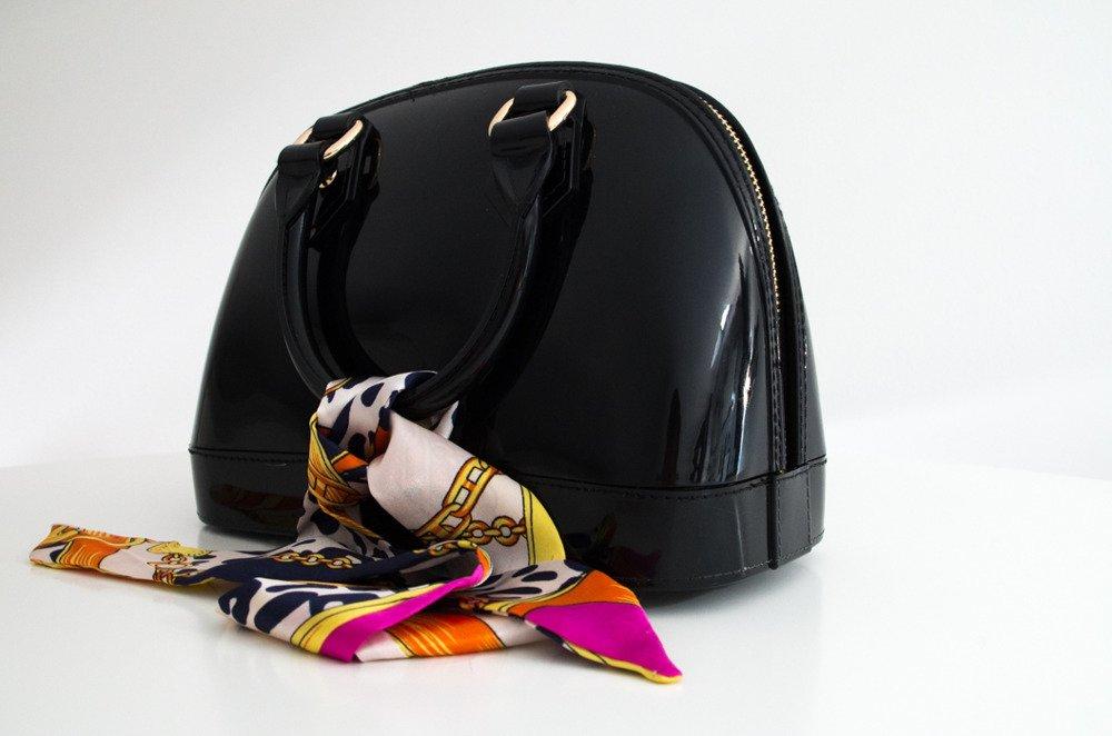 Czarna torebka damska Bianka