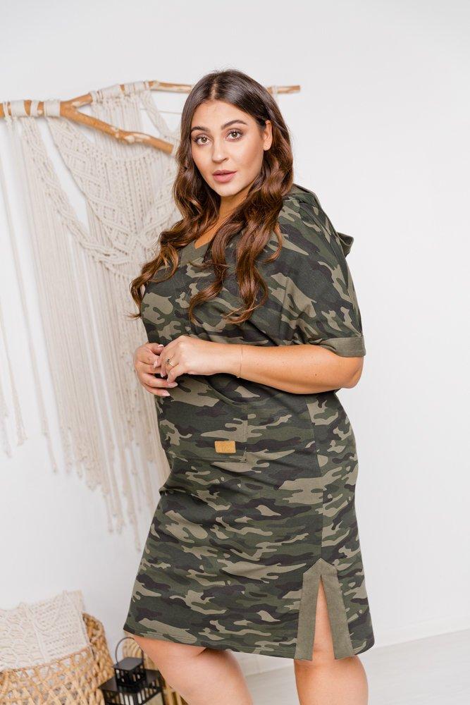 Moro sukienka BORRO Plus Size